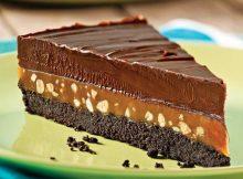 Cokoladna torta s karamelom