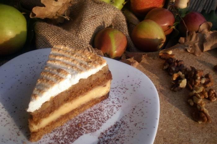 Torta s jabukama
