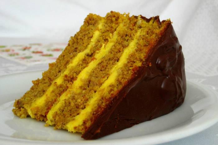 Torta naranca