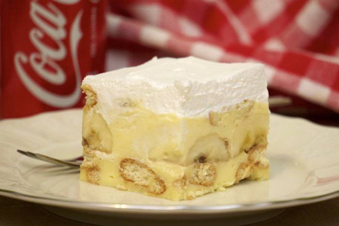 15-minutni kolač s bananama
