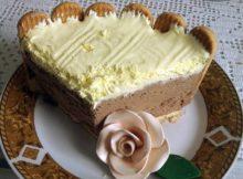 Taraba torta bez pečenja