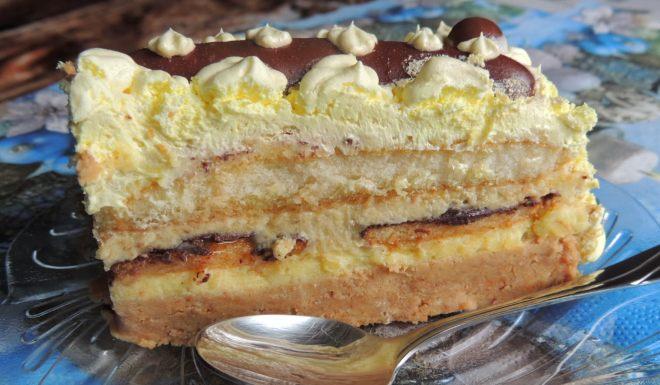 Jaffa torta bez pečenja