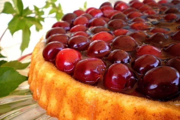 Torta s trešnjama