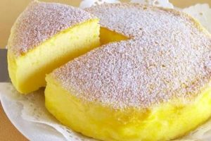 Japanski cheesecake od tri sastojka