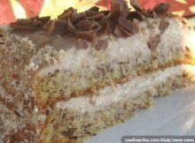 Torta od lješnjaka i banana