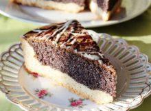 Prhka mak torta