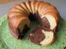 Mramorni kuglof / Mramorni kolač