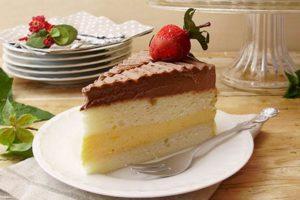 SLADOLED TORTA: Prekrasna, kad je zaledite ima okus pravog sladoleda!