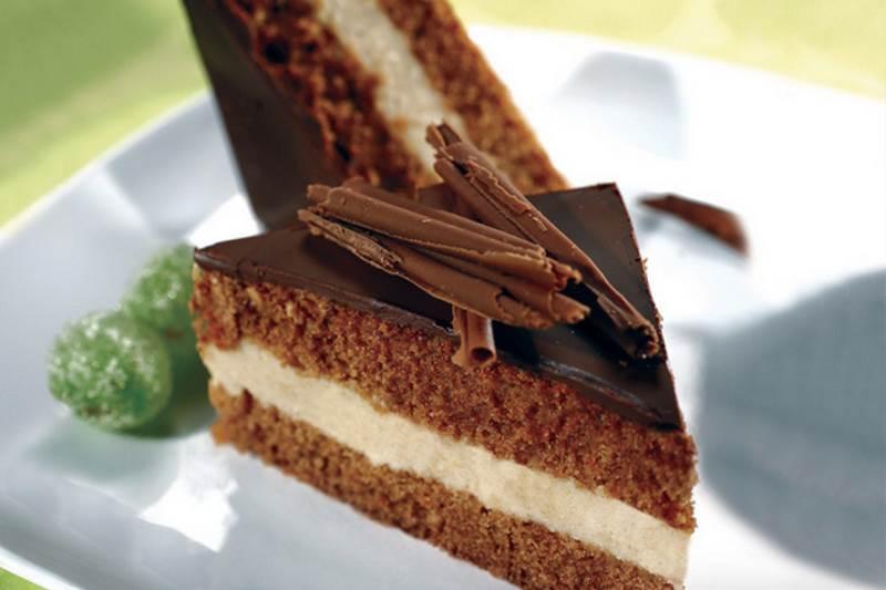 KESTEN PLOŠKE: Fini kolač koji miriše na jesen